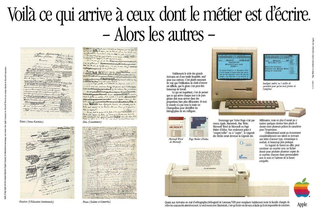 Apple 1985 Ad