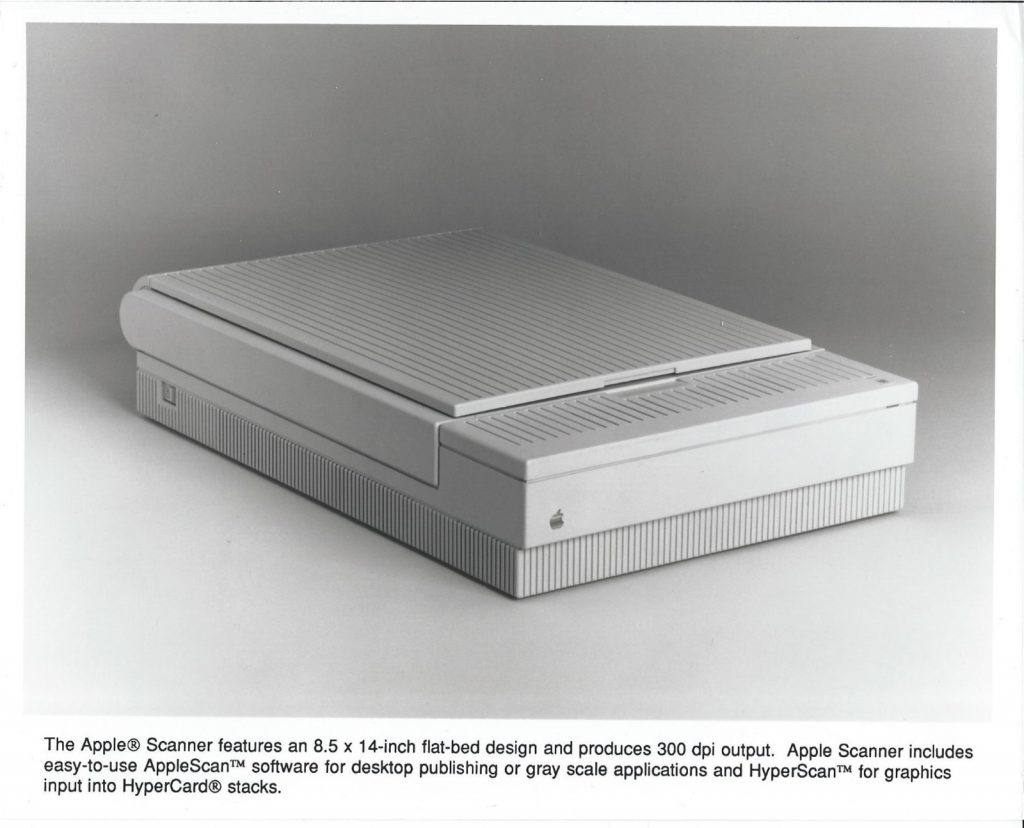 Apple Scanner 1988