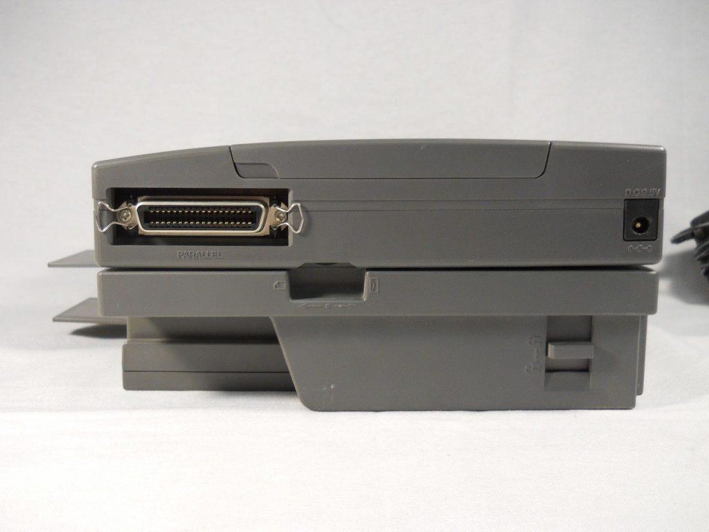 Portable StyleWriter sur eBay, avec Sheet Feeder