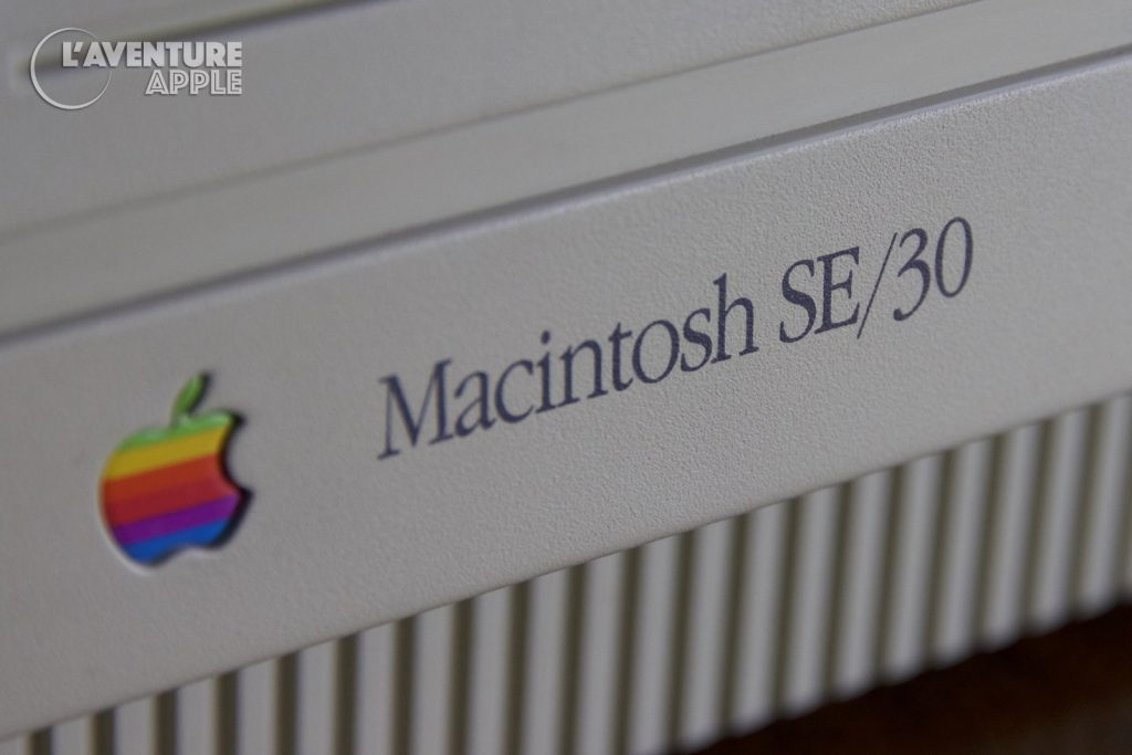 Le Macintosh SE/30 d'Apple