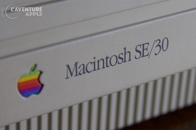 Le Macintosh SE/30 d'Apple