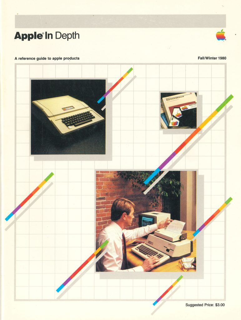 Apple in Depth catalog, fall/winter 1980 : Apple II, Apple III