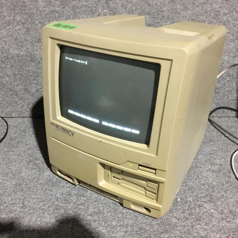 NEC PC-9801CV