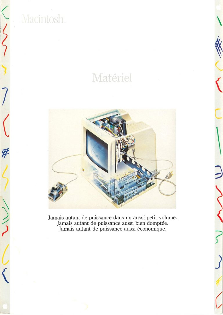 Brochure Macintosh SEEDRIN