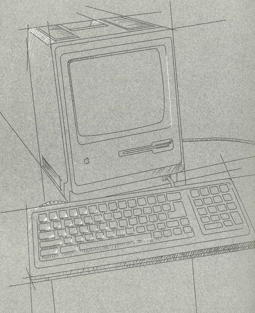 Le manuel du Macintosh Plus