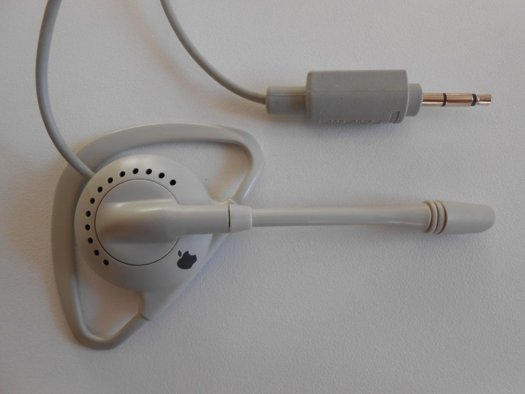 Apple PlainTalk microphone