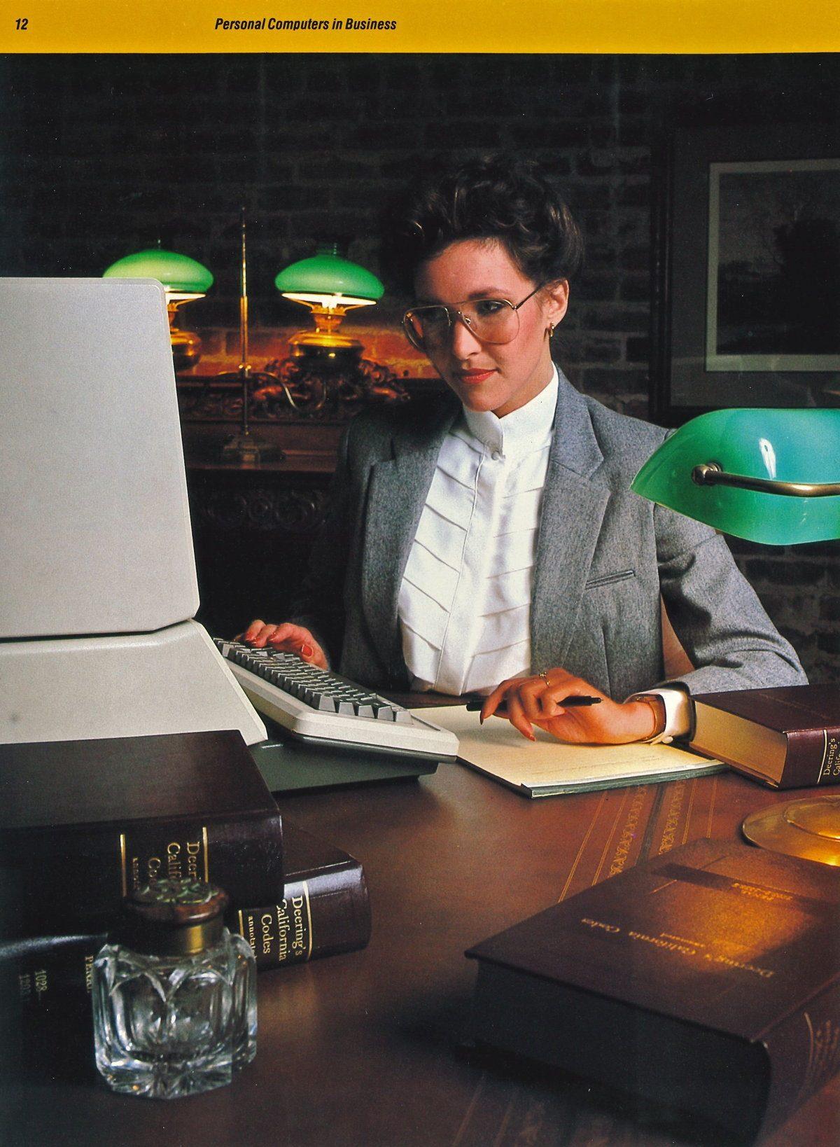 Apple Lawyer in 1982