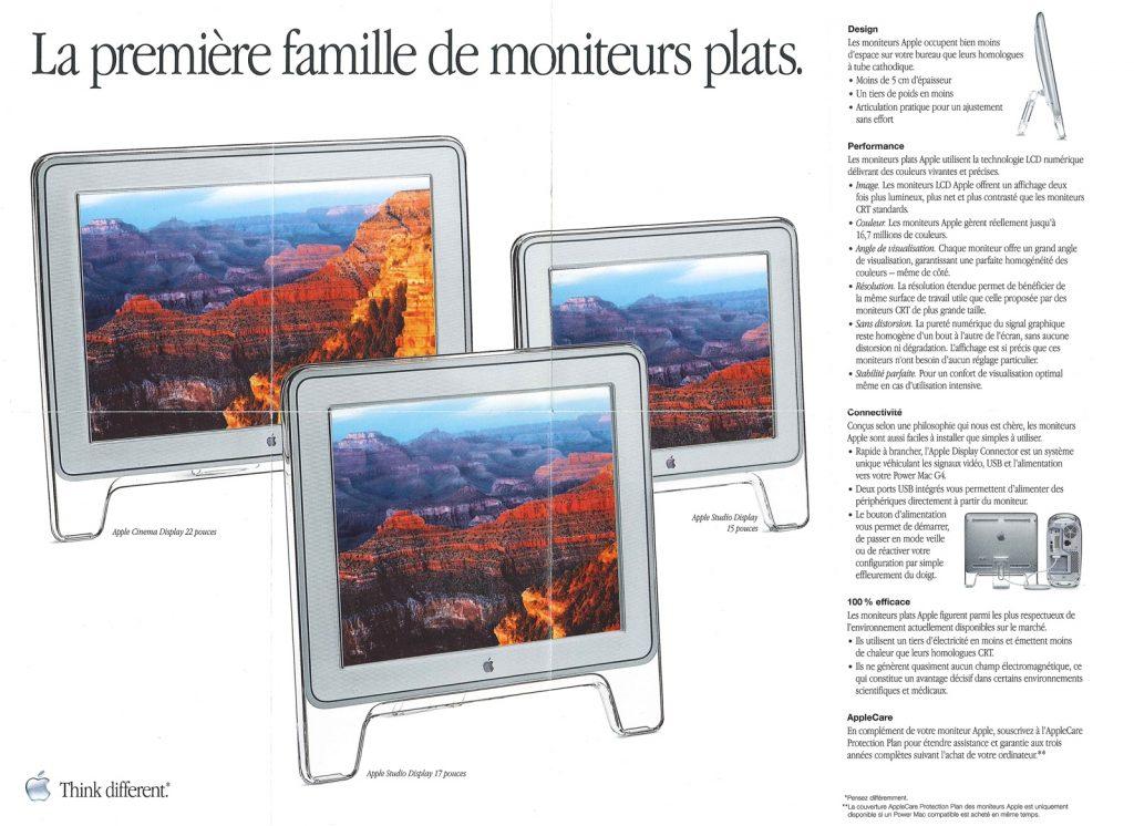 Brochure Apple Studio Display
