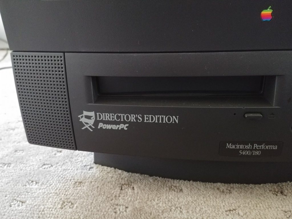 Macintosh Performa 5400/180 Director's Edition