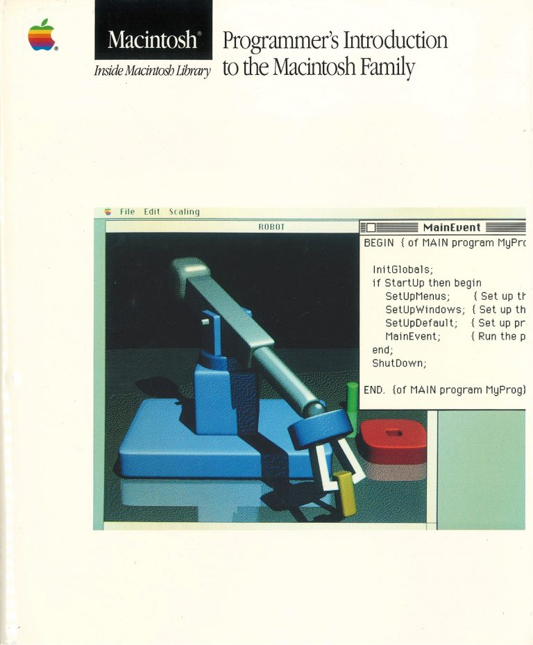 Programmer's Introduction to Macintosh
