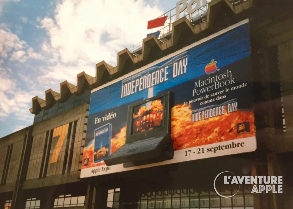 Apple Expo 1997 - Independance Day