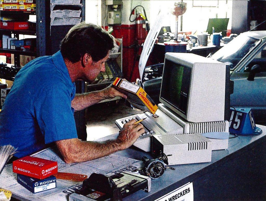 Apple support écran Apple II Apple /// 815-0540