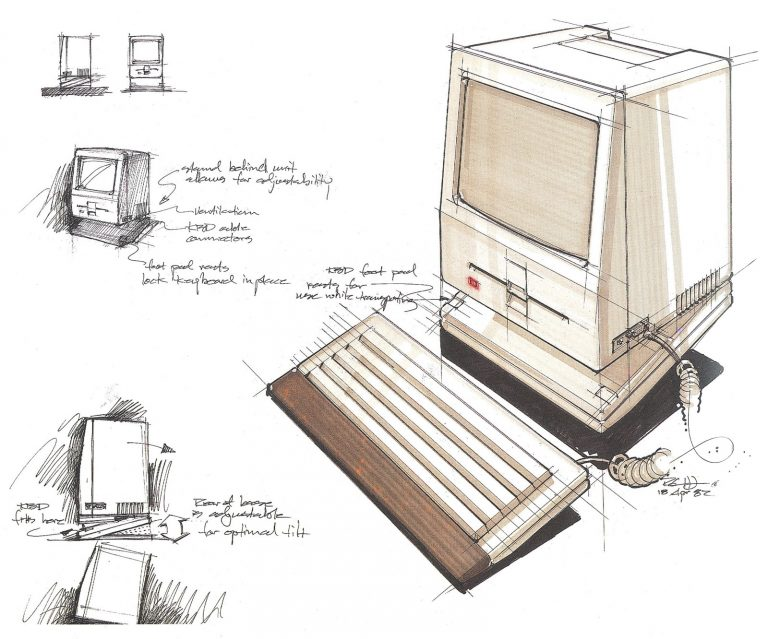 Prototype Macintosh