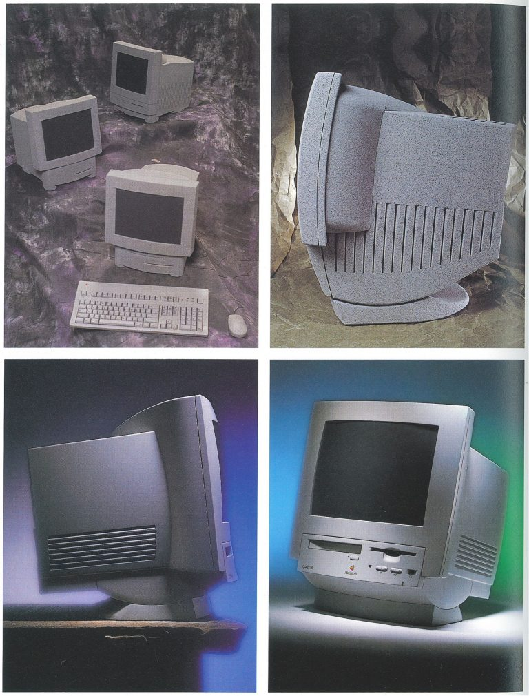Prototypes de Performa 5200 d'Apple