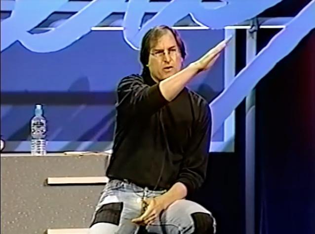 WWDC 1997 - Steve Jobs Fireside Chat