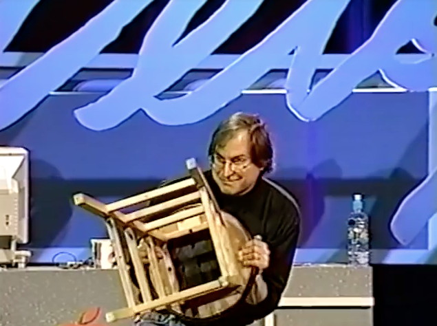 WWDC 1997 - Steve Jobs Fireside Chat