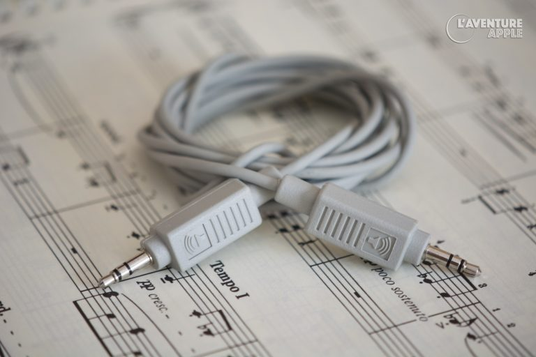 Apple Audio Cable 590-4512-A