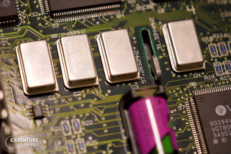 Macintosh IIsi motherboard