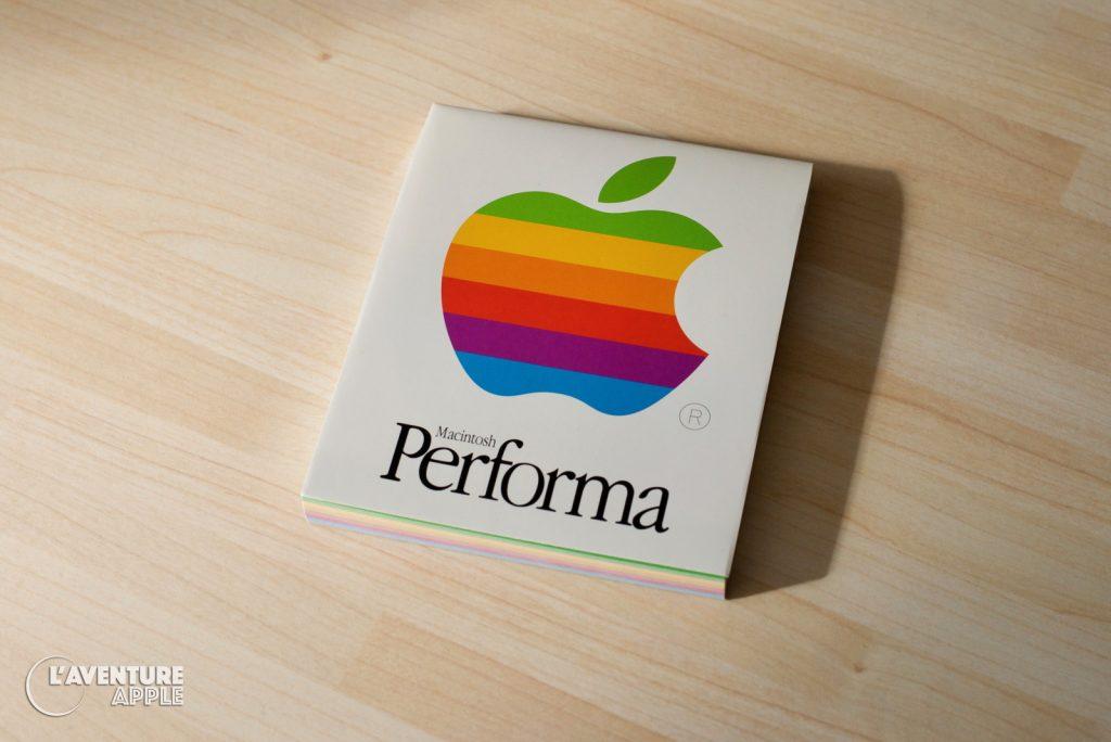 Bloc-Note Performa d'Apple