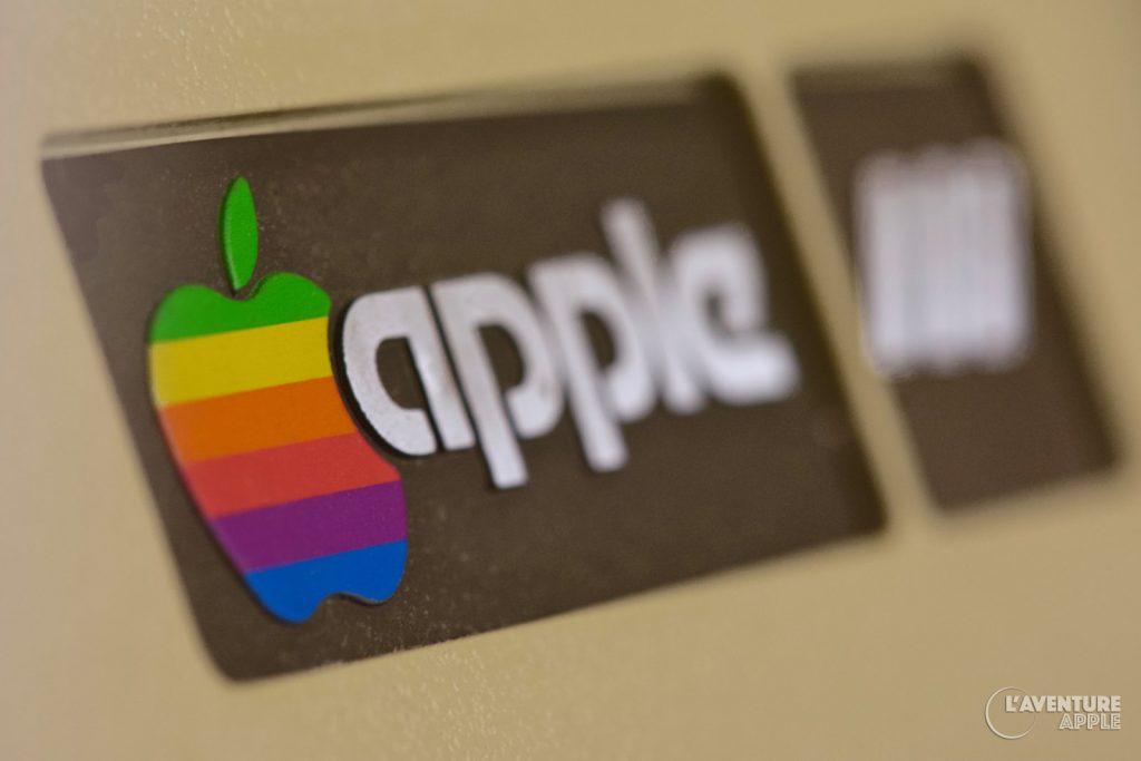 Apple logo, Apple III 1980