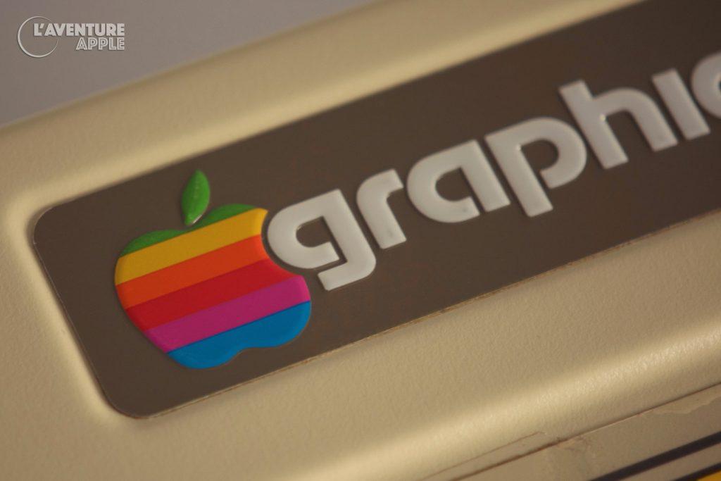 Apple logo, Graphics Tablet 1979