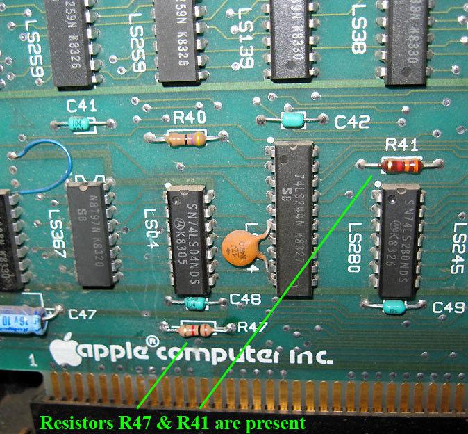 Un Lisa sur eBay : R41 et R47