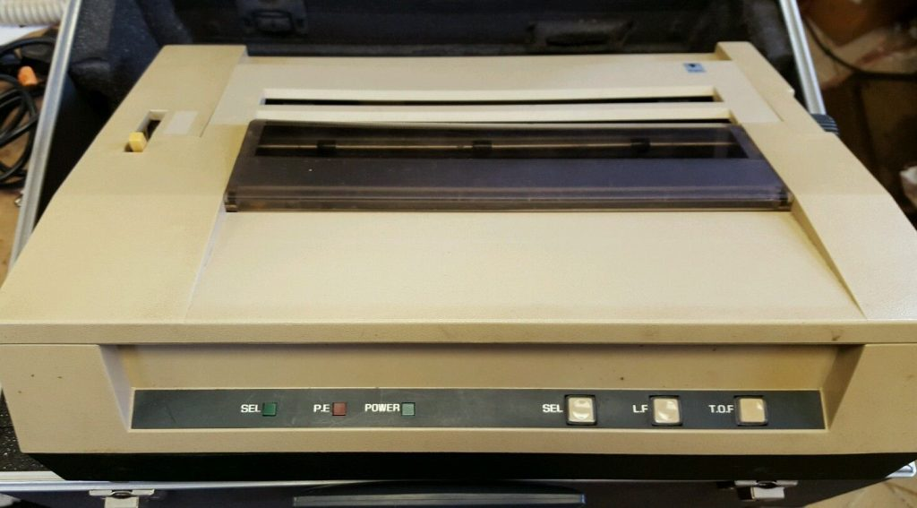 Imprimante Model 8510 - C. Itoh Electronics Inc. on eBay