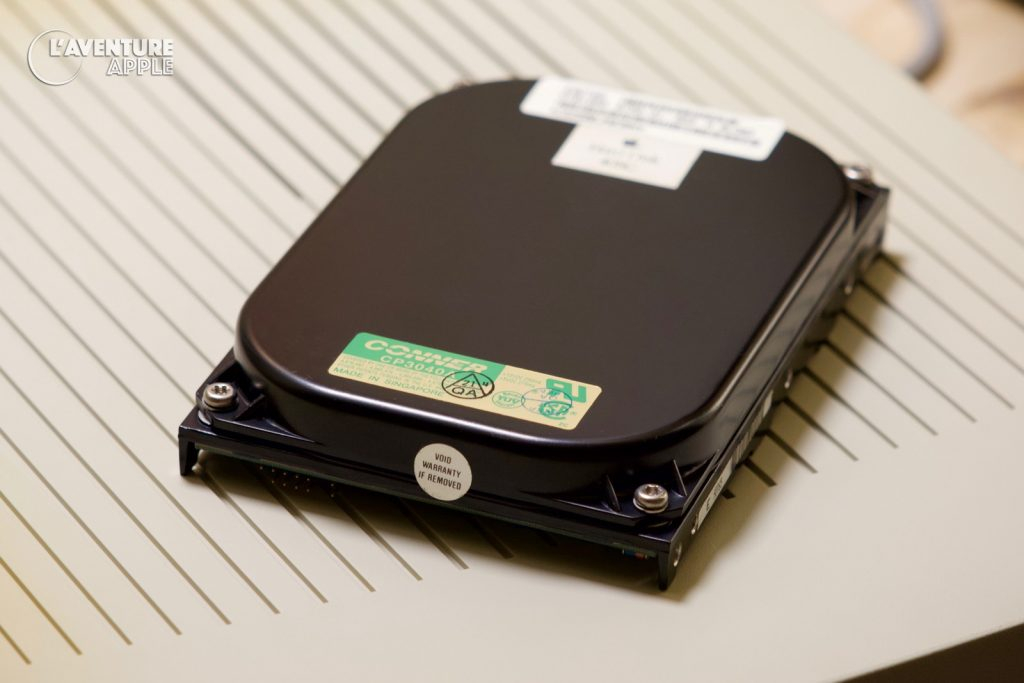 SCSI hard drive CP3040A Conner for Apple Macintosh