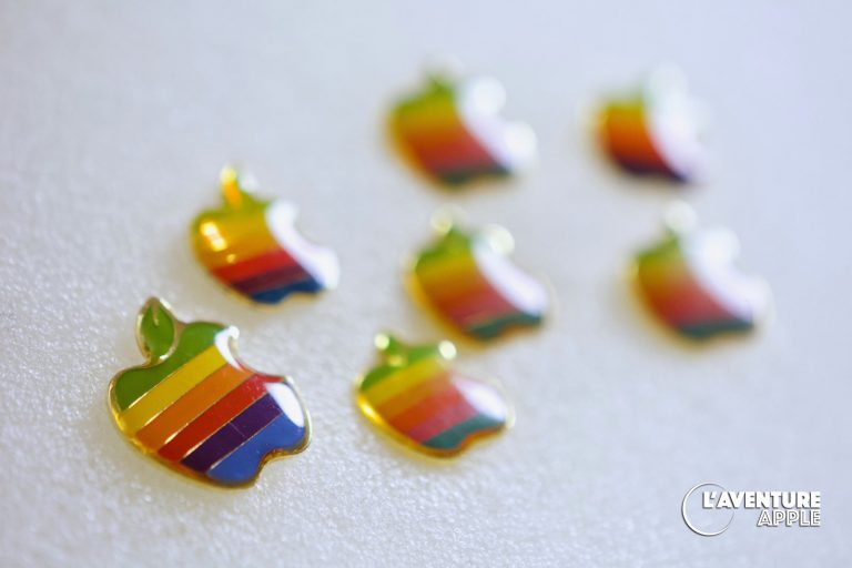 Pin's Apple