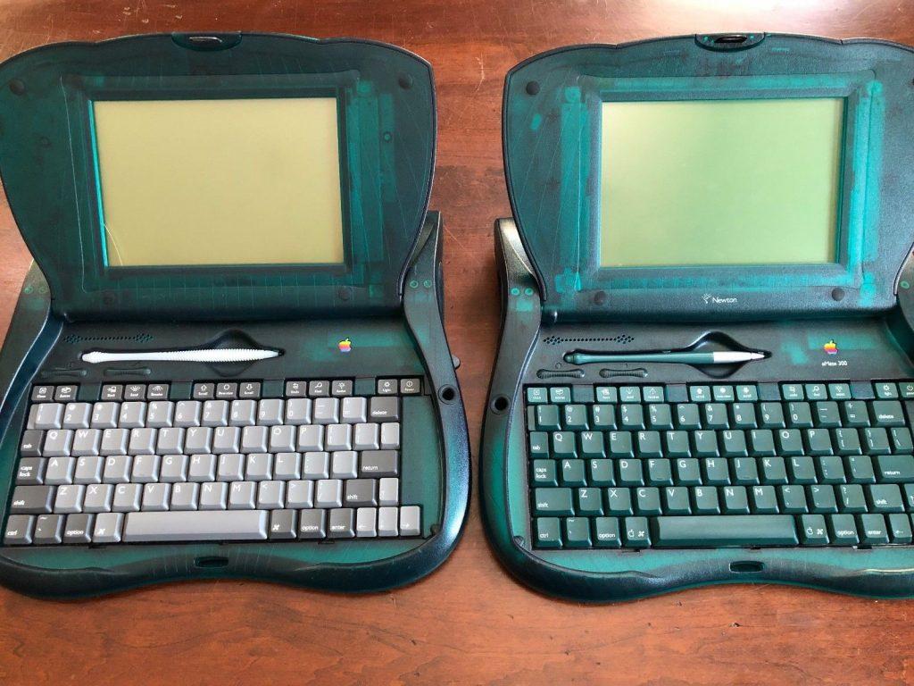 eMate 300 prototype