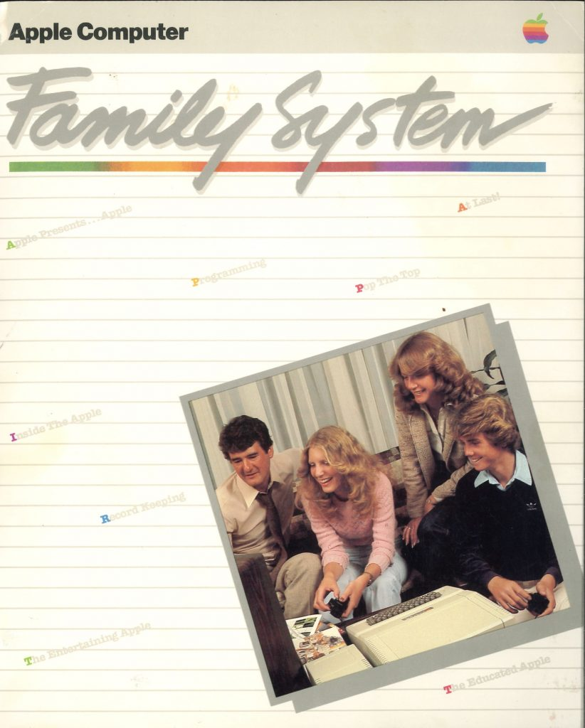 Apple Family System 1982 Manual