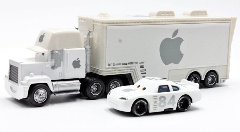 Alibaba Apple Cars Disney