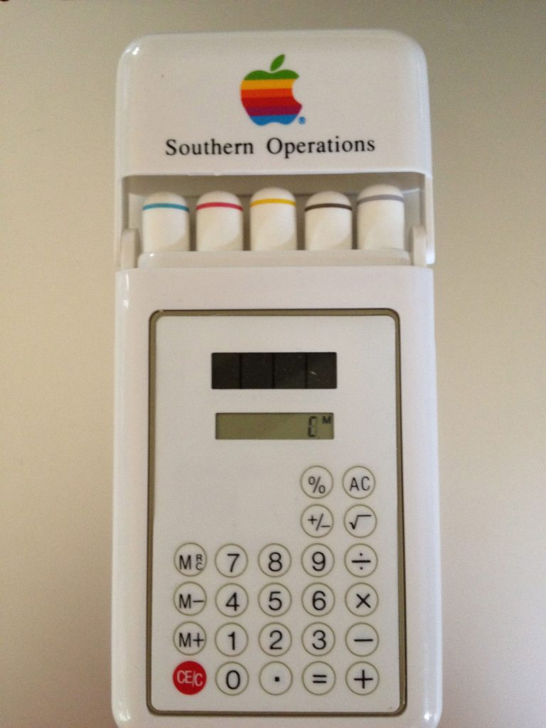 Apple Southern Operations Calculator