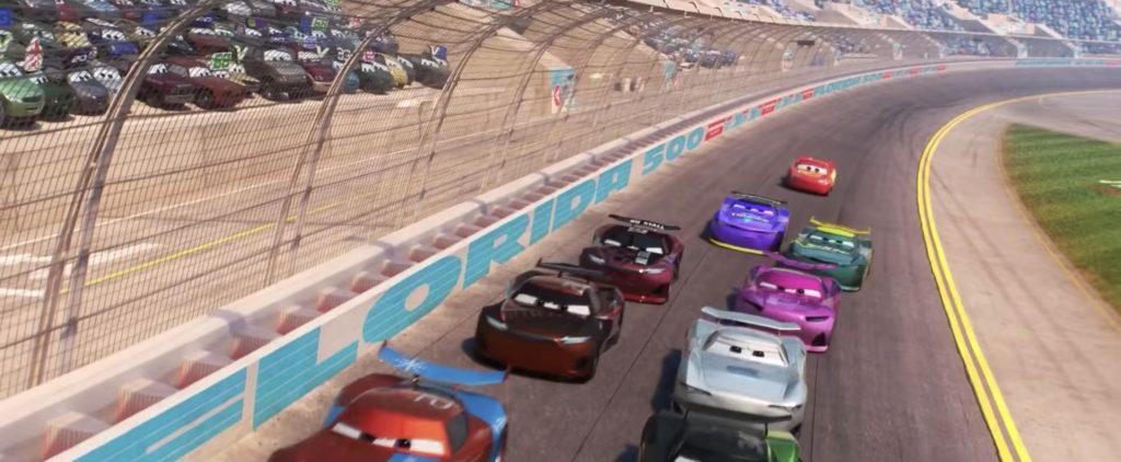 Disney Apple J.P. Drive- Cars 3