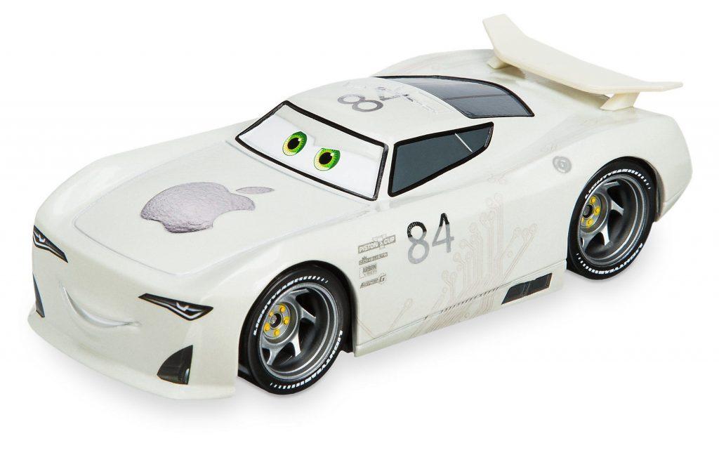Disney Apple J.P. Drive Die Cast Car - Chaser Series - Cars 3