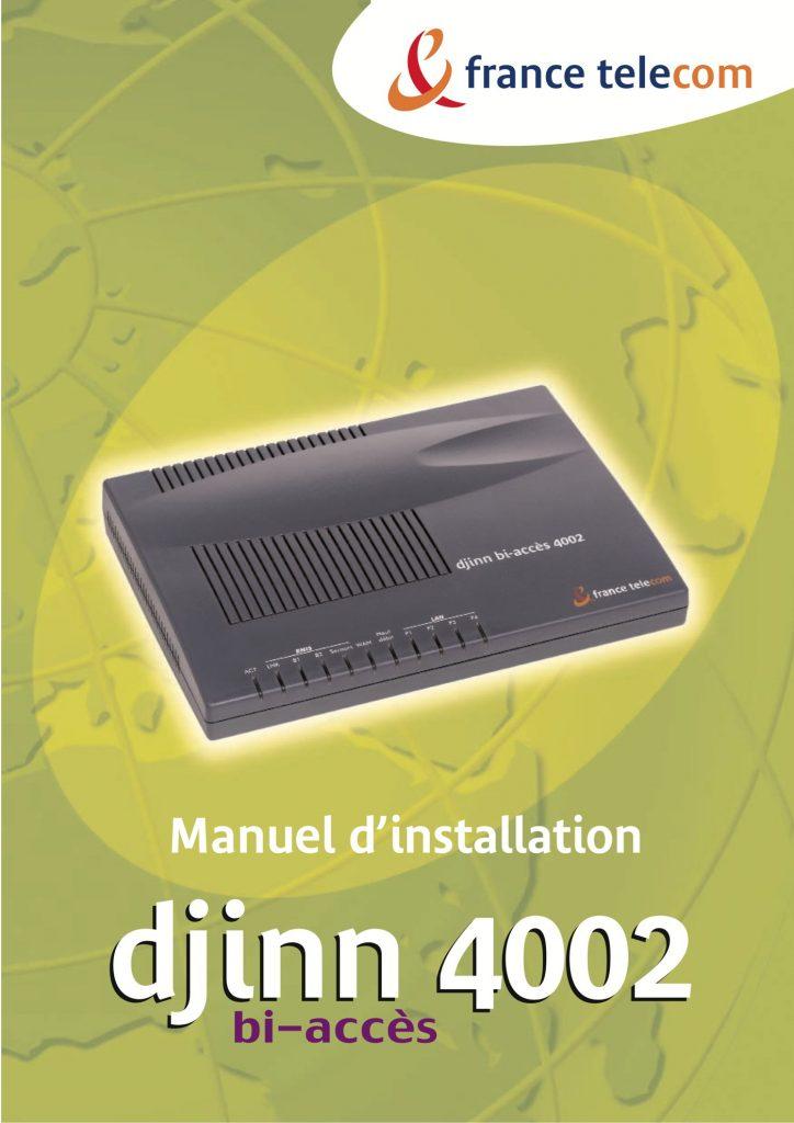France Télécom Djinn 4002
