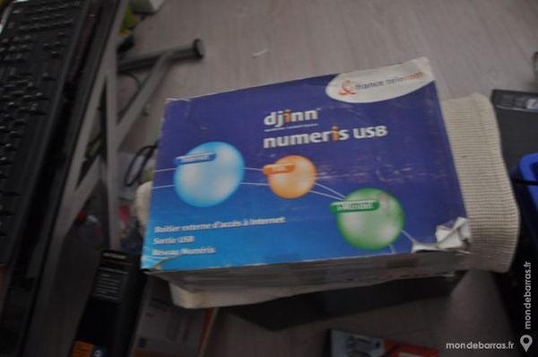 France Télécom Djinn Numeris USB