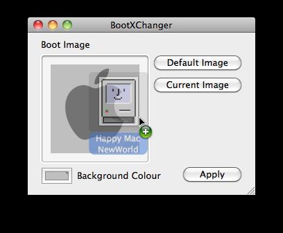 BootXChanger par Namedfork