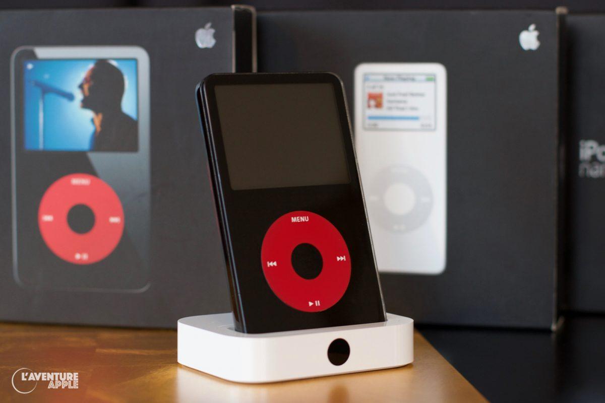 """l'iPod U2 """"5G"""""""