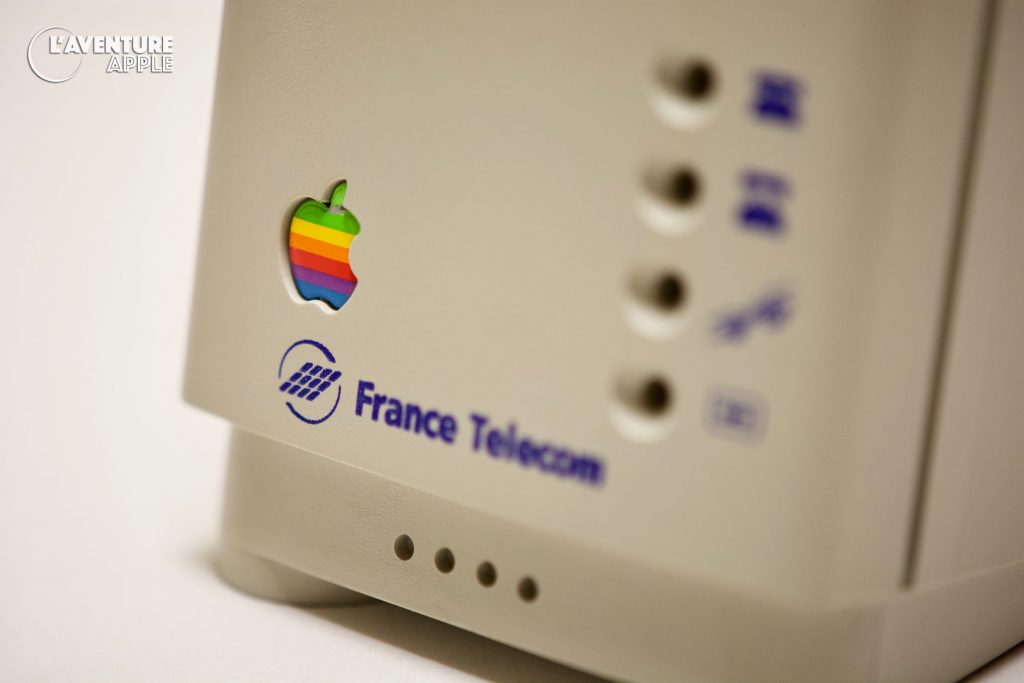 Apple Djinn Modem France Télécom