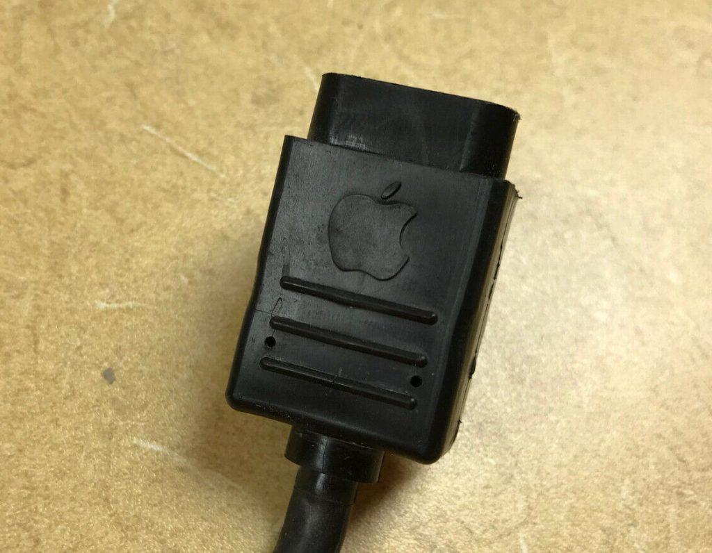 Apple Silentype Power Cord 1980