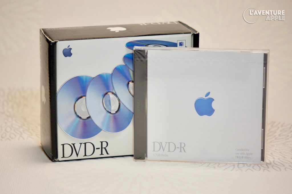 Apple DVD-R