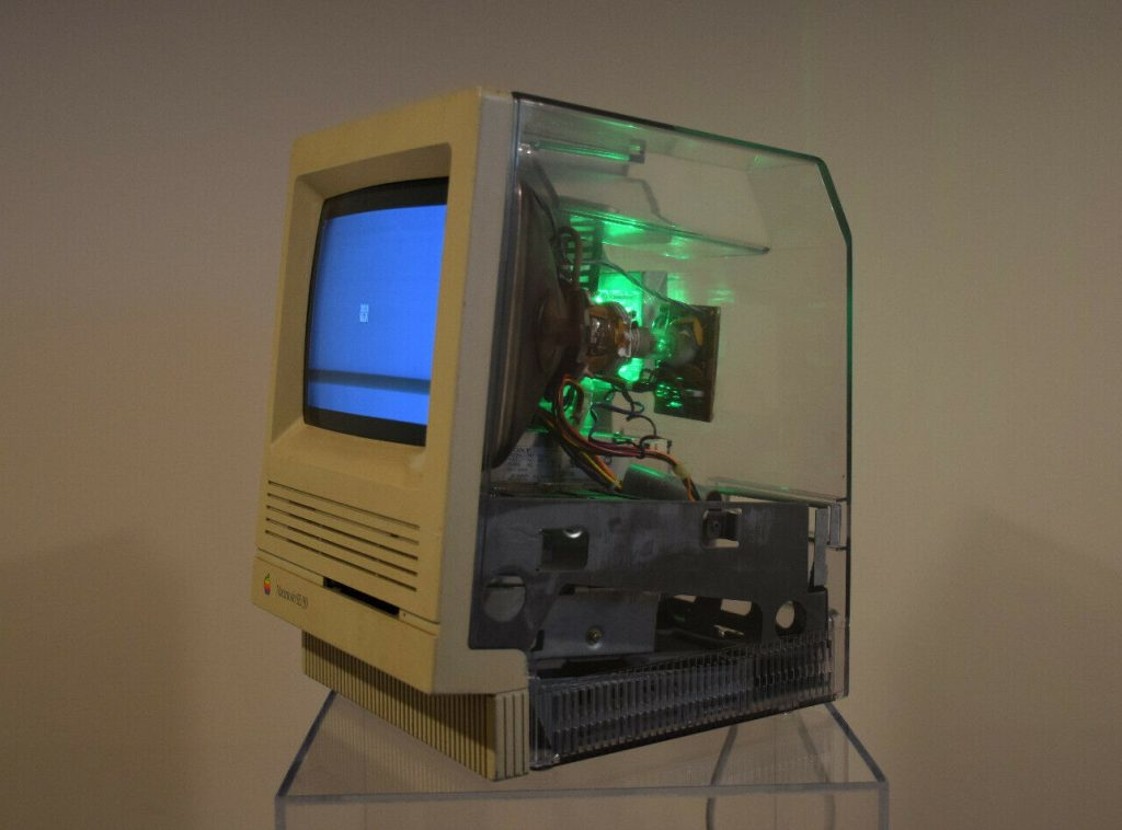 MacEffects Prototype Apple Computer Macintosh Mac SE/30
