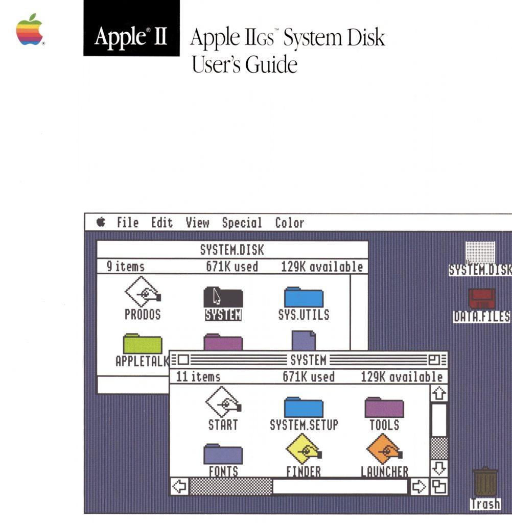 Apple IIGS user's guide