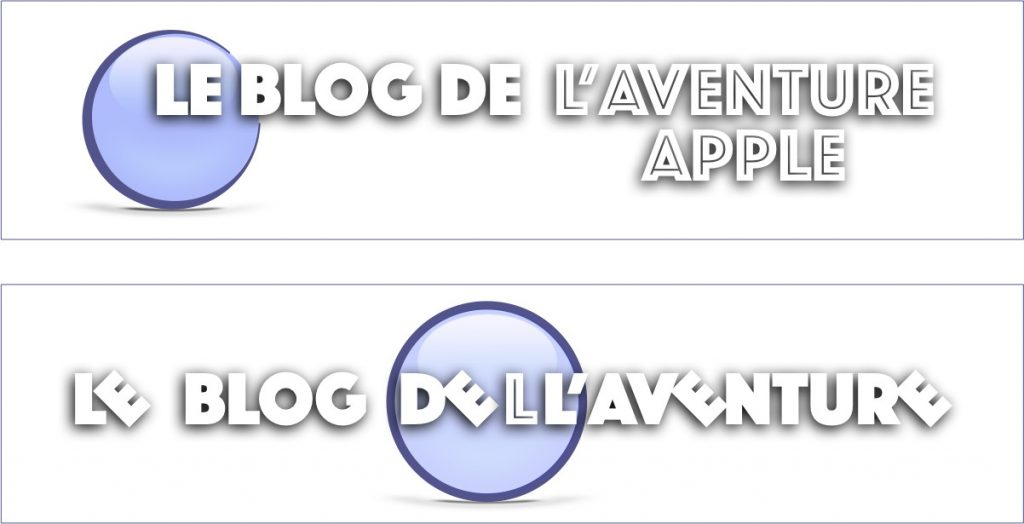 Le blog Dell Aventure (ex- Aventure Apple)