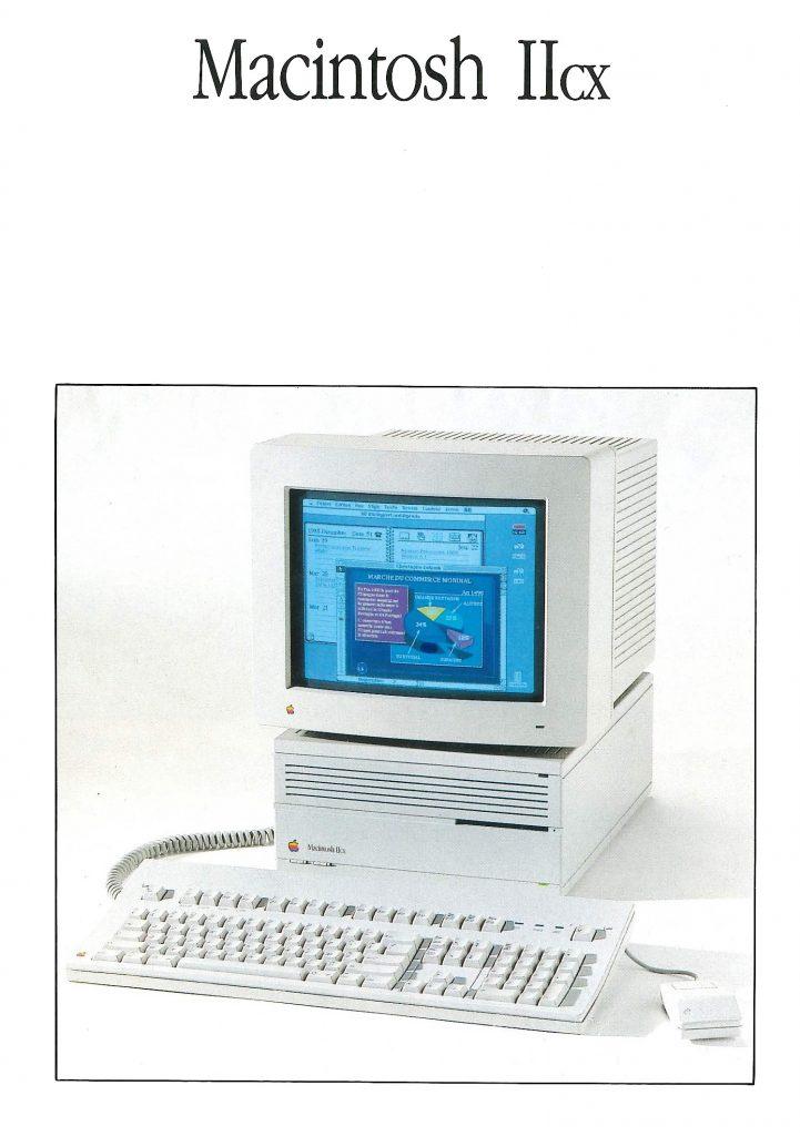 Macintosh IIcx