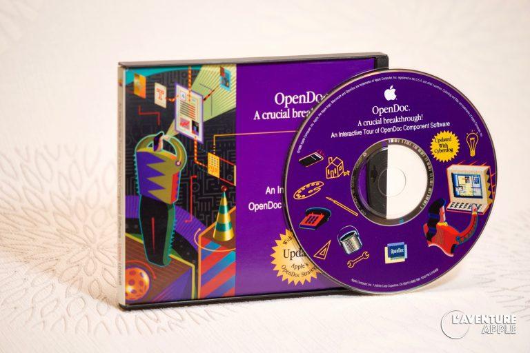 OpenDoc CD Interactive Tour Apple