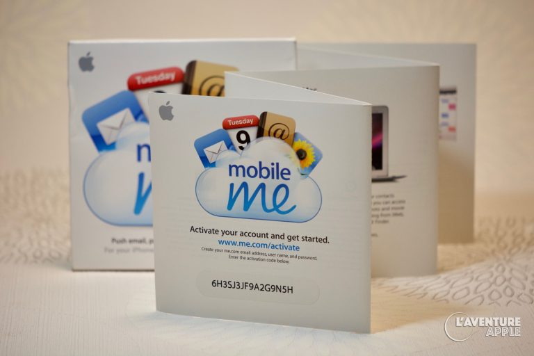 Apple MobileMe Cloud Box