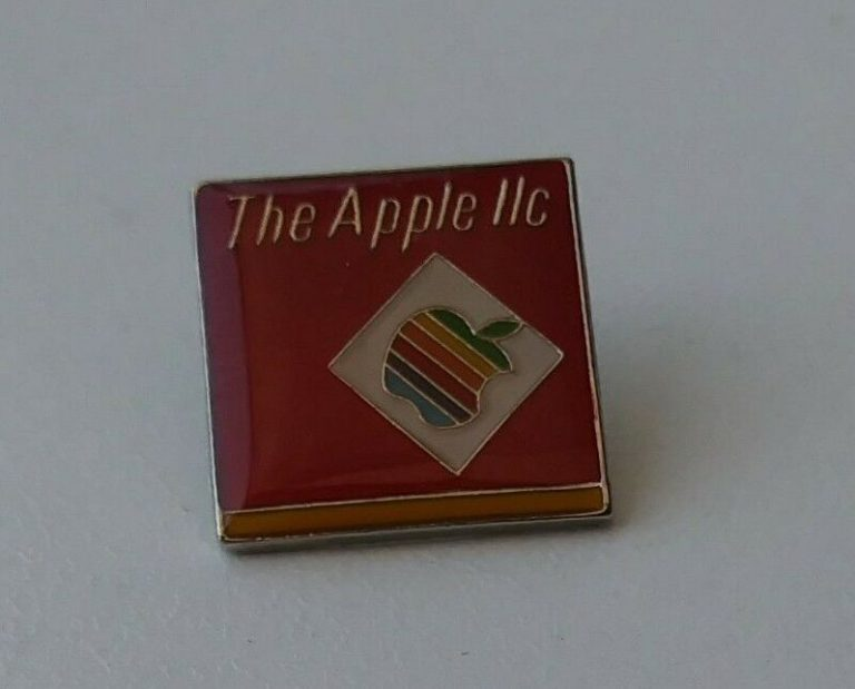 Pins Apple IIc