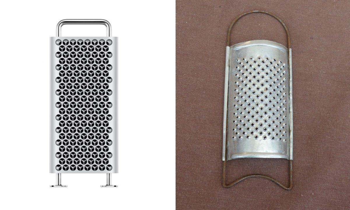 Apple 2019 Mac Pro or Metal Cheese Grater ?